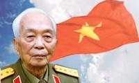 Media Jerman memuji bakat dan moral Jenderal Vo Nguyen Giap