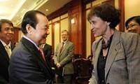 AS menginginkan ada lebih banyak proyek investasi di Vietnam