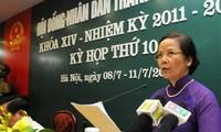 Kota Hanoi memprotes tindakan yang salah dari Tiongkok