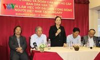 Delegasi Partai Komunis Vietnam mengunjungi Republik Austria