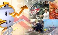 Banyak prediksi positif tentang laju pertumbuhan ekonomi Vietnam pada tahun 2015