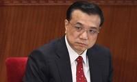 PM Li Keqiang menenangkan semua kekhawatiran tentang merosotnya pertumbuhan ekonomi Tiongkok