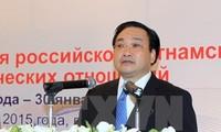 Kedubes Federasi Rusia di Vietnam mengadakan resepsi sehubungan dengan peringatan ult ke-65 penggalangan hubungan diplomatik Vietnam-Rusia