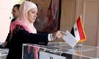 Kabinet Mesir mengesahkan isi revisi undang-undang pemilu