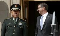 AS meminta kepada Tiongkok supaya menghentikan semua aktivitas pembangunan pulau-pulau buatan secara ilegal di Laut Timur