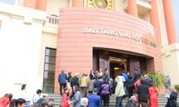 Museum Kesusastraan Vietnam resmi dibuka
