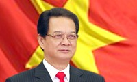 PM Nguyen Tan Dung akan bersama-sama memimpin sidang ke-3 Kabinet Vietnam-Thailand