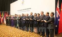 Negara-negara Asia Timur memperkuat kerjasama pengembangan ekonomi di kawasan.