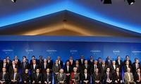 Konferensi Menteri Keuangan dan Gubernur Bank Sentral G20 dibuka