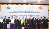 ASEAN memperkuat kerjasama pengembangan pedesaan dan pengentas dari kelaparan dan kemiskinan