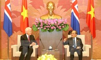 Mendorong kerjasama antar-parlemen Vietnam dan Islandia