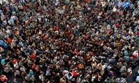 Kecendrungan menolak migran meledak
