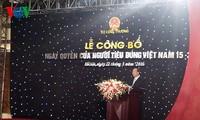 Mengumumkan Hari Hak Konsumen Vietnam