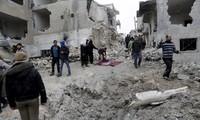 Pesan PBB sehubungan dengan peringatan ultah ke-5 perang saudara Suriah