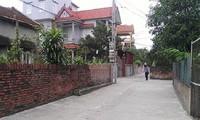 Lebih dari 1760 kecamatan di Vietnam mencapai patokan pedesaan baru