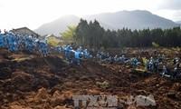 Jepang meninjau kembali pembuatan APBN untuk membantu kawasan yang terkena dampak gempa bumi