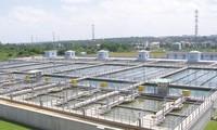 Memperkuat bantuan pengadaan air bersih dan bersih lingkungan hidup di Vietnam