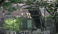 Kemhan Jepang membatalkan perintah serangan menghadang rudal RDRK