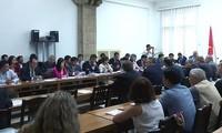 Persidangan ke-5 Komite Gabungan antar-Pemerintah Vietnam-Republik Czech
