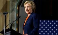 Ibu H Clinton memperlebar kesenjangan dengan D.Trump 8 poin