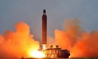 AS, Jepang dan Republik Korea mengutuk peluncuran rudal balistik RDR Korea