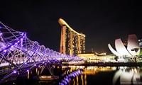 Aktivitas peringatan ultah ke-51 Hari Nasional Singapura