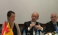 Orientasi baru dalam hubungan kerjasama antara Vietnam dan Wallonie Bruselles, Belgia