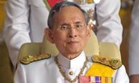 Raja Thailand,  Bhumibol Adulyadej sudah mangkat
