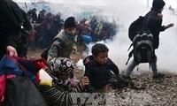 PBB memperingatkan krisis kemanusiaan karena operasi militer di kota Mosul