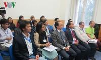Lokakarya ilmiah dari intelektual muda Vietnam di Republik Czech