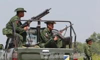 Pembukaan Konferensi terbatas  Menlu ASEAN di Myanmar