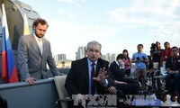 Rusia dan Filipina menuju ke perjanjian kerjasama pertahanan resmi
