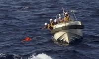 Jepang menyelamatkan 26 anak kapal RDRK karena tenggelamnya kapal di Laut Jepang