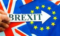 Negara-negara Uni Eropa menyepakati  pendirian  yang lebih keras terhadap Inggris