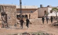 Turki terus membasmi banyak militan IS