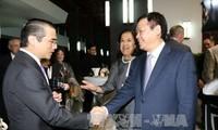 Vietnam bersedia menyambut kedatangan para investor Dewan Bisnis Asia