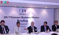 Komunitas badan usaha AS berkomitmen melakukan investasi jangka panjang di Vietnam