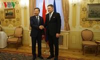 Menteri Keamanan Publik Vietnam, To Lam melakukan kunjungan kerja di Slovakia