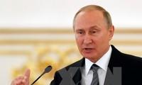 Presiden Rusia ingin memperbaiki hubungan dengan Jerman