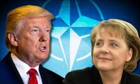Pemimpin AS dan Jerman melakukan pembicaraan tingkat tinggi