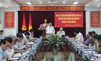 Deputi PM Vietnam, Truong Hoa Binh melakukan temu kerja di provinsi Dong Nai