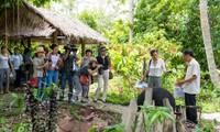 Kota  Can Tho meminta supaya memberi label kualitas bagi masyarakat daerah yang melakukan bisnis wisata