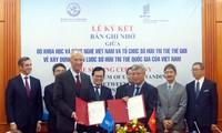 WIPO berkomitmen membantu dan mendorong hak kepemilikan intelelektual di Vietnam