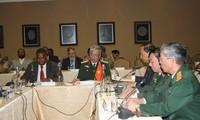 Dialog ke-2 tentang  kebijakan pertahanan Vietnam-Afrika Selatan