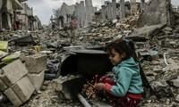Komunitas internasional berkomitmen memberikan bantuan sebanyak 6 miliar dolar AS kepada Suriah