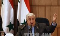 Suriah menyatakan tidak pernah menggunakan senjata kimia