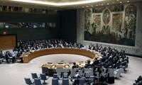 AS, Inggris, Perancis menyampaikan Rancangan resolusi melakukan investigasi terhadap serangan kimia di Suriah kepada DK PBB