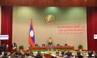 Persidangan ke-3 Parlemen Laos angkatan ke-8 dibuka