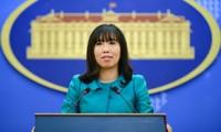 Vietnam rechaza categóricamente prohibición de China de pesca en Mar Oriental