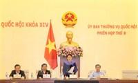 Mempersiapkan semua isi penting bagi Persidangan ke-3, MN Vietnam angkatan XIV